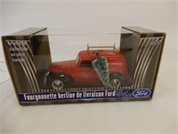 CANADIAN TIRE 1940 FORD SEDAN DELIVERY VAN BANK