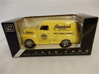 STANDARD AUTO GLASS 1948 FORD COLLECTOR BANK/ BOX