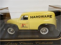 LIBERTY HOME HARDWARE 1952 CHEVY PANEL VAN MODEL