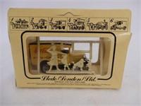 1983 LLEDO COCA-COLA  PANEL TRUCK  MODEL / BOX