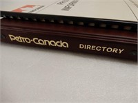 LOT OF 4 PETRO-CANADA COLLECTIBLES