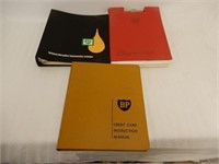 LOT OF BP BOOKLETS RE PRODUCTS, CREDIT CARDS +