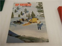 LOT OF EARLY BP INFORMATION & ADVERTISING BOOKLETS