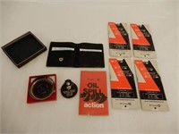 LOT OF BP COLLECTIBLES