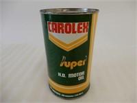 CAROLEX SUPER H.D. MOTOR OIL 40 OZ. CAN
