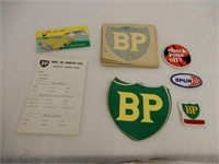 LOT OF BP + COLLECTIBLES