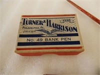 LOT OF VINTAGE FOUNTAIN PEN COLLECTIBLES