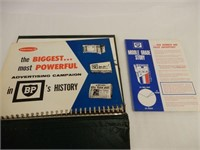 1967 BP CANADA LIMITED POWERFUL ADV. CAMPAIGN BOOK