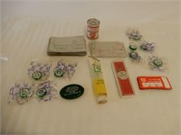 LARGE LOT OF BP COLLECTIBLES