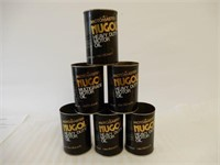 LOT OF 6 MOTOMASTER NUGOLD  HEAVY DUTY LITRE CANS