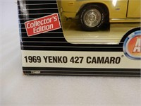 ERTL 1969 YENKO CAMARO MODEL CAR / BOX