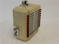 1946 SEEBURG JUKEBOX WALL BOX / KEY