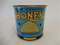 PURE CANADIAN HONEY 4 LB. TIN