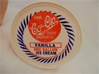 GROUPING OF EARLY ICE CREAM PACKAGING