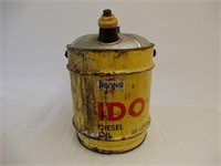 IRVING IDO DIESEL OIL 20 LITRES CAN