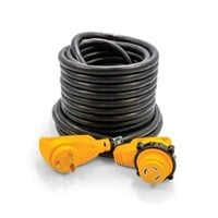 CAMCO 50' HEAVY DUTY LOCKING POWER CORD 30 AMP