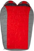 TETON SPORTS ULTRALIGHT 2-PERSON SLEEPING BAG 87 X