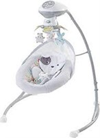 FISHER PRICE CRADLE 'N SWING(NOT ASSEMBLED)