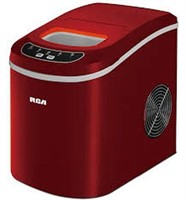 RCA 102 SILVER COMPACT ICE MAKER