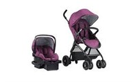 EVENFLO SIBBY TRAVEL SYSTEM(NOT ASSEMBLED)