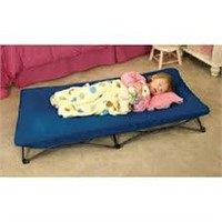 REGALO MY COT PORTABLE TODDLER BED (NOT ASSEMBLED)