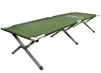 VIVO MILITARY STYLE COT (NOT ASSEMBLED)