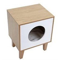 2 IN 1 CAT HOUSE