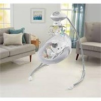 FISHER PRICE CRADLE N SWING (NOT ASSEMBLED)