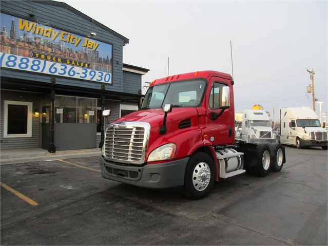 2013 FREIGHTLINER CASCADIA 113 For Sale In Bolingbrook