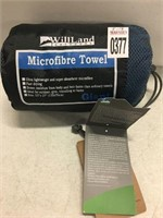 WILLLAND MICROFIBRE TOWEL GIANT