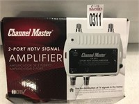 CHANNEL MASTER AMPLIFIER