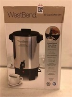 WESTBEND 30 CUP COFFEE URN