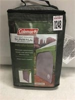 COLEMAN SUNWALL ACCESSORY