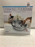 DRINKING FOUNTAIN RAINDROP BY PIONEER PET