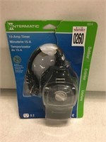 INTERMATIC 15-AMP TIMER OUTDOOR