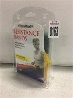 THERA-BAND RESISTANCE BANDS
