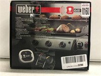 WEBER BLUETOOTH CONNECTED THERMOMETER GENESIS II