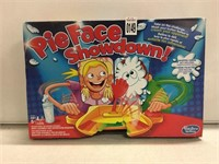 PIE FACE SHOWDOWN GAME AGES 5+