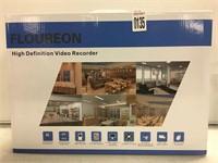 FLOUREON HD VIDEO RECORDER