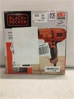 BLACK+DECKER 5.5 AMP DRILL/DRIVER