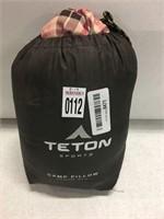 """TETON SPORTS CAMP PILLOW 18 X 12"""""""