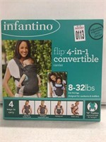 INFANTINO FLIP 4 IN 1 CONVERTIBLE CARRIER 8-32LBS
