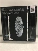 RAINLUXE RAINFALL SHOWER HEAD