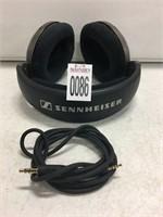 SENNHEISER HEADPHONES(USED)