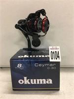 OKUMA CEYMAR C-30- FISHING REEL