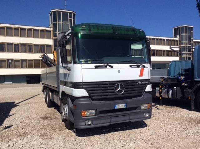 Mercedes-Benz ACTROS 2548 Usato