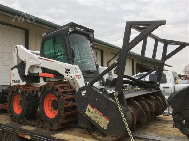 BOBCAT Skid Steer Mulchers Logging Equipment For Sale - 81 Listings