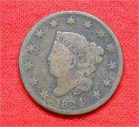 Weekly Coins & Currency Auction 8-3-18