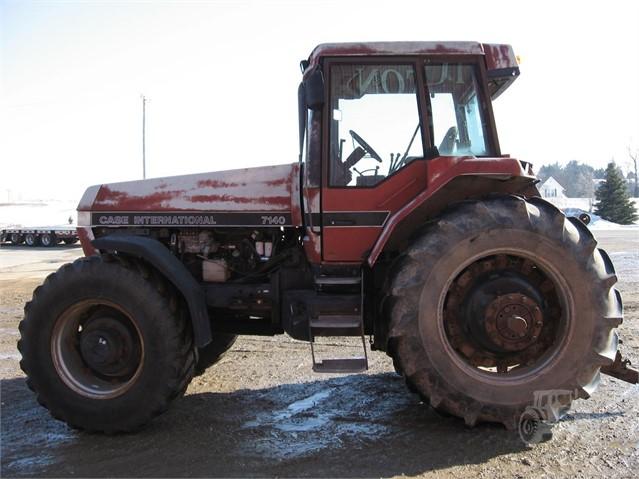 TractorHouse com | CASE IH 7140 Dismantled Machines
