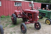 LIVE & WEBCAST: Billy Lintner Antique Tractor Collection